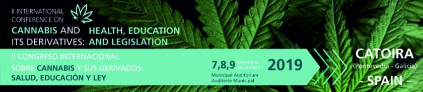 II Congreso Internacional sobre Cannabis y sus derivados: Salud,Educación y Ley